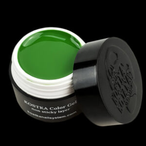 Kostka color gel no sticky layer forest green