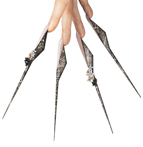 Kostka Bojana - Nail Extreme Art