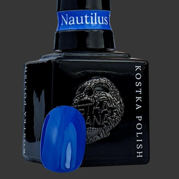 Kostka Polish Color Nautilus Blue