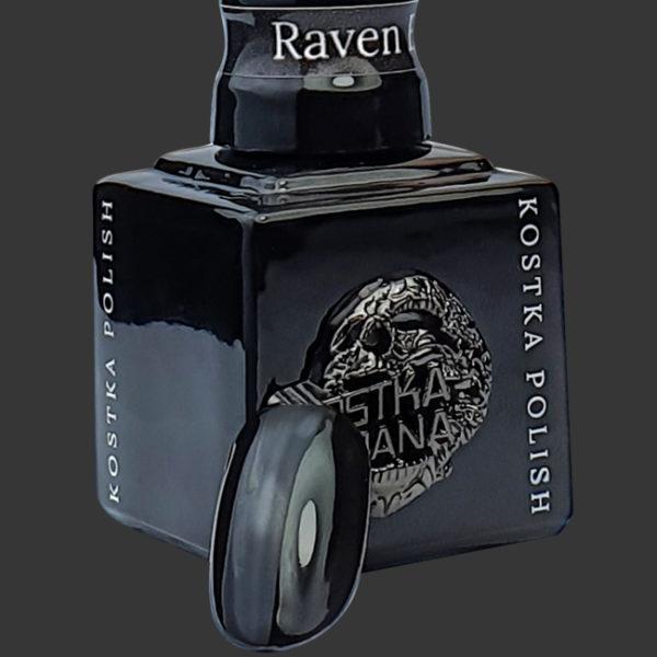 Kostka Polish Color Raven Black