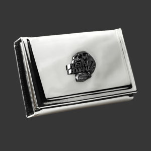 Limited Edition Brush Bag Silver